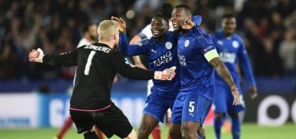 Leicester City 2, Sevilla 0: Foxes keep Champions League dream ... - cityam.com