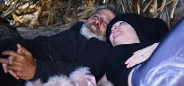 Raz Degan e Paola Barale hanno dormito insieme