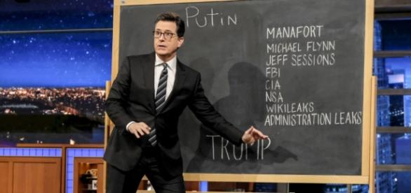 Stephen Colbert, 'SNL' cashing in Donald Trump dividents - mercurynews.com