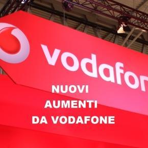 Vodafone aumenta tariffa base di 1 96 ogni 4 settimane - Bolletta telefonica ogni 4 settimane ...