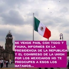 La Venta de un gran País, México