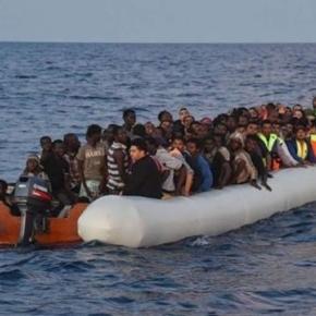 Pessoas rumavam para o Sudão, quando sofreram ataque.