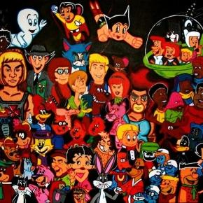 Saturday Morning Cartoons are over, R.I.P Saturday Morning Cartoons - deathandtaxesmag.com