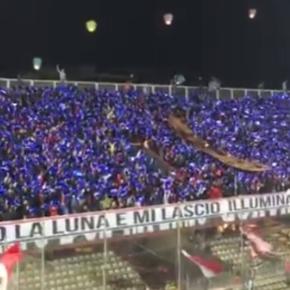 Tanti spettatori per Foggia- Lecce.