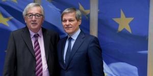 """acian Ciolos: """" Nu putem fi stat-membru de prim plan al UE cât timp suntem în afara zonei Euro"""""""