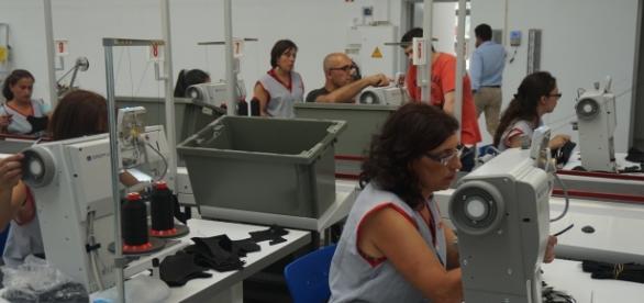 Confecção e vestuário impulsionaram empregos na região