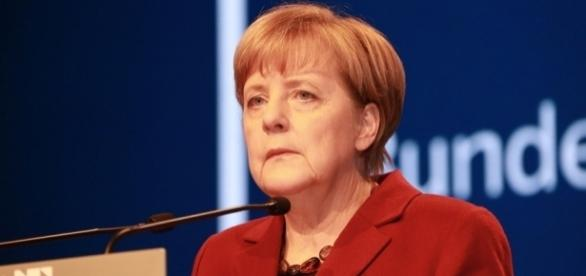 German Chancellor Angela Merkel / PROMetropolico.org, Flickr CC BY-SA 2.0