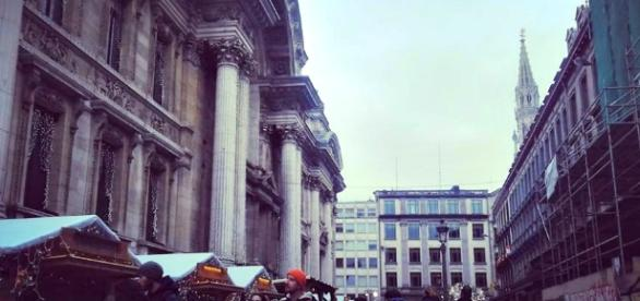 MERCADO DE NAVIDAD EN BRUSELAS