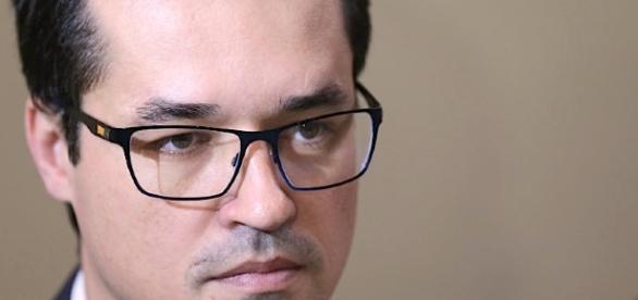 Procurador da Lava-Jato, Deltan Dallagnol, falou sobre os três anos de investigação da força-tarefa