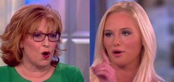 "Tomi Lahren on ""The View,"" via YouTube"