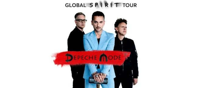 ¡Confirmado! Depeche Mode regresa a México el próximo 11 de marzo