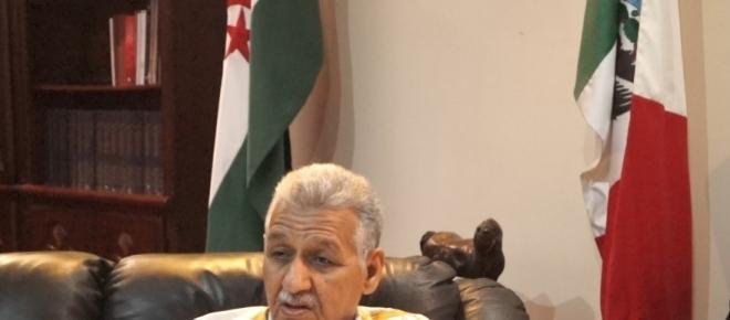 Breve introducción de la situación en La República Árabe Saharaui Democrática
