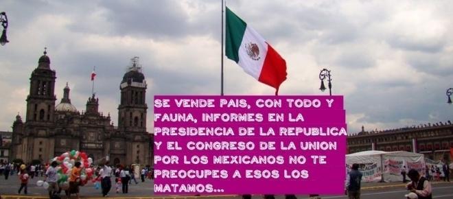 México se aferra a la pobreza, mientras su gobierno los despoja de su riqueza