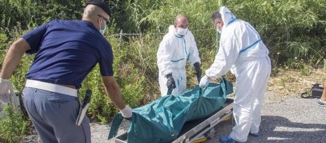 VIDEO - ITALIA: CADAVRUL unei BADANTE de 57 de ani găsit într-o CASĂ PĂRĂSITĂ