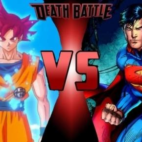 Death Battle Goku vs. Superman rematch thumbnail by ... - deviantart.com