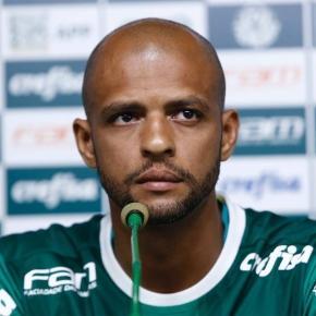 Felipe Melo foi contratado pelo Palmeiras depois de muitos anos da Europa