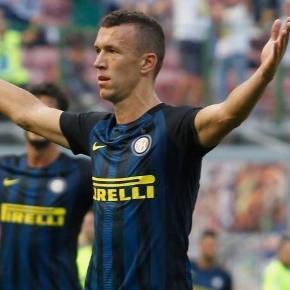 L'attaccante croato di proprietà dell'Inter Ivan Perisic