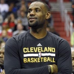 LeBron rested the game vs the Clippers - www.facebook.com/MJOAdmin