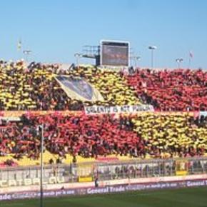 Tantissimi spettatori per Foggia- Lecce.