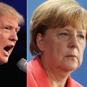 Trump hat Merkel gedemütigt. (Source URG Suisse: Blasting.News Archiv)
