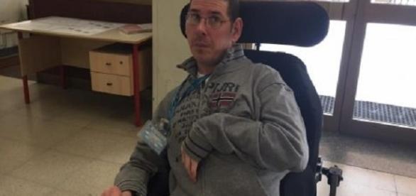 Andrea Gentileschi, insultato telefonicamente, dimostra una classe innata