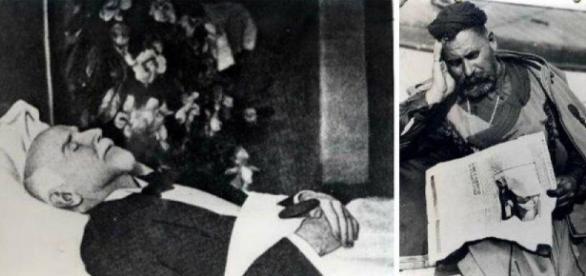 Aniversário da morte do estadista grego Eleftherios Venizelos