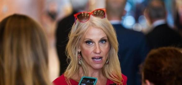 Mission Impossible for Kellyanne Conway - The Boston Globe - bostonglobe.com