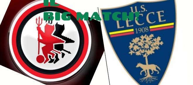 Foggia- Lecce: due sorprese nelle formazioni?