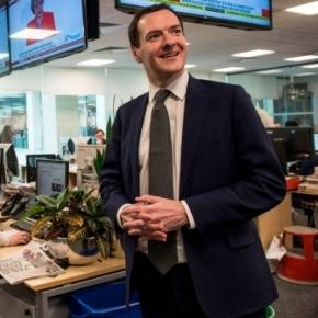 George Osborne has landed a new job and some in politics are not happy. (Source: mirror.co.uk