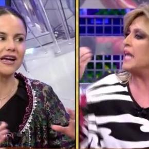 Mónica Hoyos se tira de un coche en marcha para no llegar al plató ... - periodistadigital.com