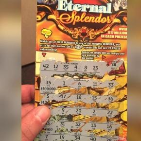 Teen wins $500,000 in Lottery - Photo: Blasting News Library - go.com