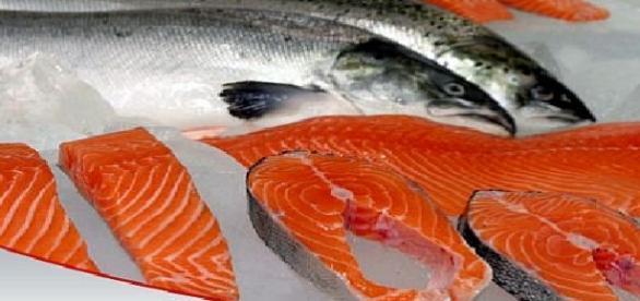 A carne vermelha do salmão pode ser obtida por meio de substâncias cancerígenas