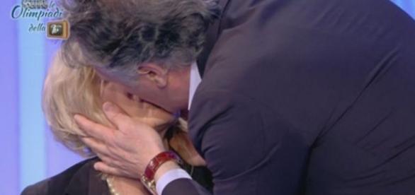 Giorgio e Gemma olimpiadi della tv