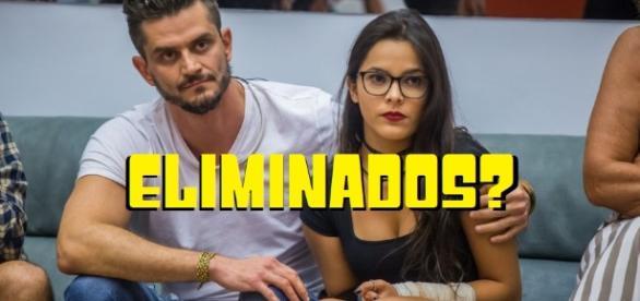 Ieda faz grave acusação contra Marcos e Emilly e eles estão aguardando decisão da Globo sobre eliminação