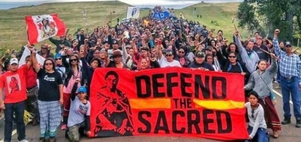 Oleodotto Dakota, i Sioux tornano sul 'piede di guerra'