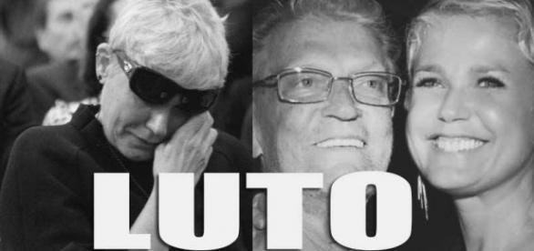 Pai de Xuxa não resiste e morre na tarde desse domingo