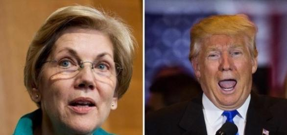 Trump calls Elizabeth Warren 'Pocahontas' during NYT interview ... - bostonglobe.com
