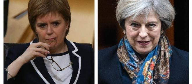 Sturgeon is spouting the same tired arguments as before
