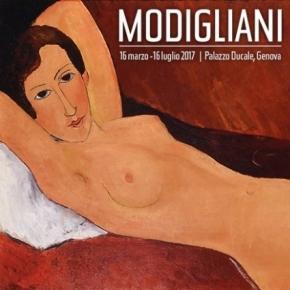 Amedeo Modigliani in mostra a Genova
