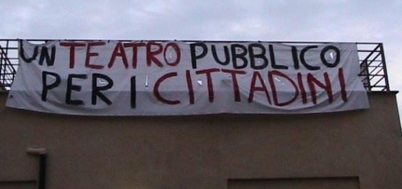 Il Teatro del Lido di Ostia ancora al centro di polemiche politiche.