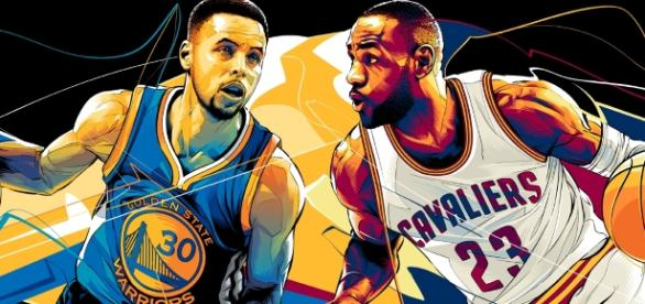NBA playoffs are approaching. Credit BN Library
