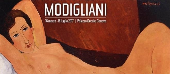 Mostra Modigliani 2017 Genova: orari apertura e prezzi biglietti Palazzo Ducale
