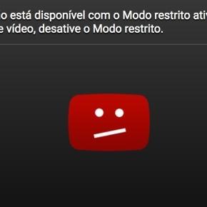 Canal de Rihanna no YouTube é alvo de censura