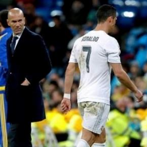 Cristiano Ronaldo y Zidane (Vía: eltiempo.com)