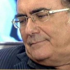 Malore per Al Bano Carrisi: il cantautore è stato colpito da una lieve ischemia.
