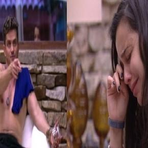 Marcos deixa Emilly sem graça após sister duvidar de palavra que ela não conhecia
