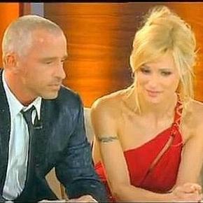 Michelle Hunziker e Eros Ramazzotti.