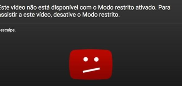 Canal de Rihanna no YouTube é alvo de censura