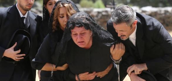Il Segreto, la morte di Mariana
