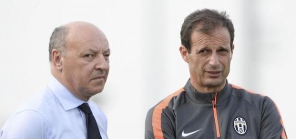 Il tecnico Allegri tentato da un top club - foto eurosport.com